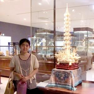お客様の声 象牙と石の彫刻美術館~ジュエルピア~