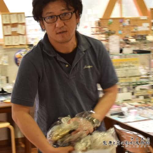 天然石Mitsukey