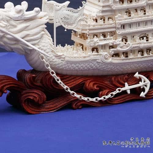 龍神屋形船見どころ