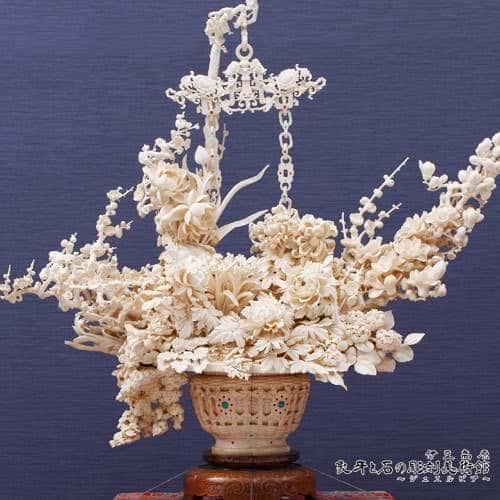 四季の花籠